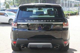 2017 Land Rover Range Rover Sport 3.0 V6 SC HSE Wagon.