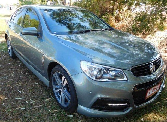 Used Holden Commodore VF II MY16 SV6, 2015 Holden Commodore VF II MY16 SV6 Grey 6 Speed Sports Automatic Sedan