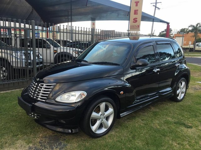 Discounted Used Chrysler PT Cruiser Grand Tourer, Toowoomba, 2005 Chrysler PT Cruiser Grand Tourer Hatchback