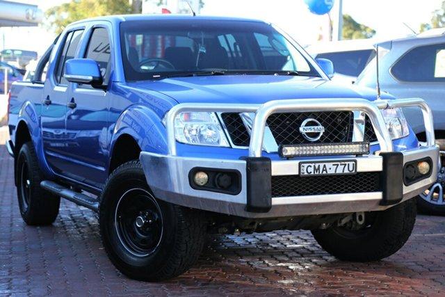 Used Nissan Navara ST, Narellan, 2012 Nissan Navara ST Utility