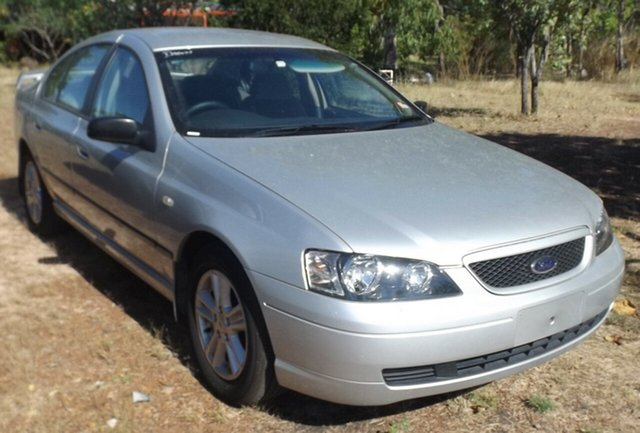 Discounted Used Ford Falcon SR, Katherine, 2005 Ford Falcon SR Sedan