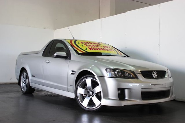 Used Holden Commodore SS-V, Underwood, 2008 Holden Commodore SS-V Utility
