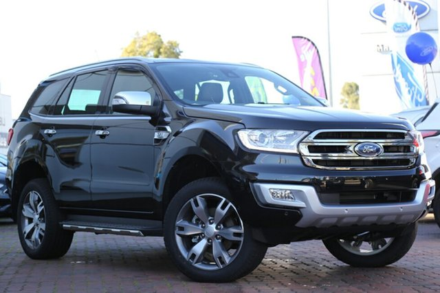 Discounted New Ford Everest Titanium 4WD, Narellan, 2017 Ford Everest Titanium 4WD Wagon