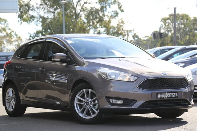 Used Ford Focus Trend, Narellan, 2016 Ford Focus Trend Hatchback