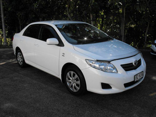 Used Toyota Corolla Ascent, Atherton, 2008 Toyota Corolla Ascent Sedan