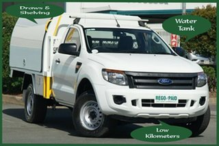Used Ford Ranger XL, Acacia Ridge, 2014 Ford Ranger XL PX Cab Chassis