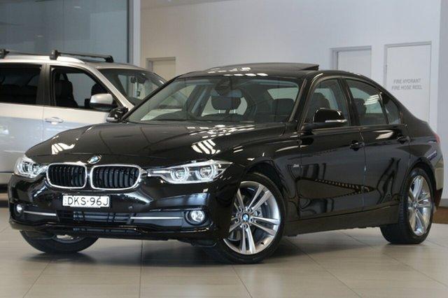 Used BMW 320D Sport Line, Brookvale, 2015 BMW 320D Sport Line Sedan