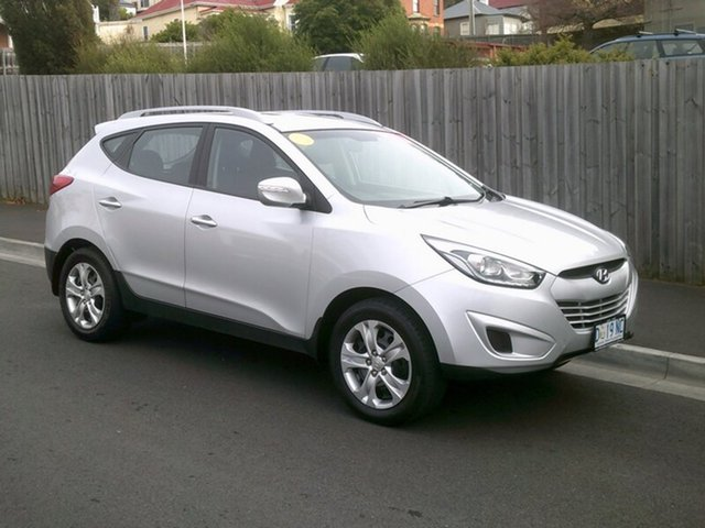 Used Hyundai ix35 Active (FWD), North Hobart, 2013 Hyundai ix35 Active (FWD) Wagon