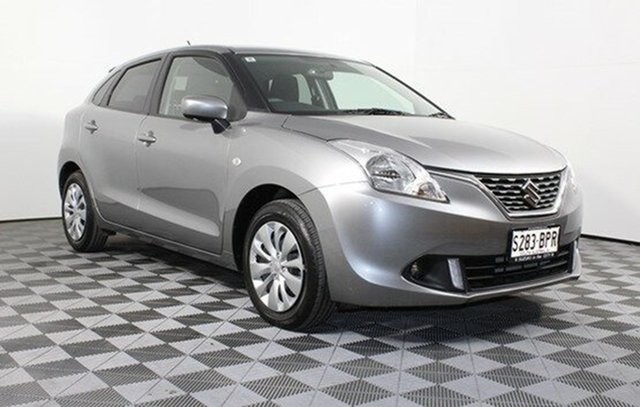 Demonstrator, Demo, Near New Suzuki Baleno GL, Wayville, 2016 Suzuki Baleno GL Hatchback