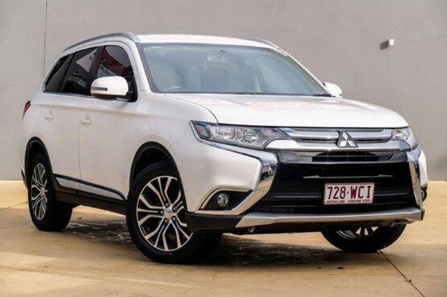 Used Mitsubishi Outlander LS 4WD, Moorooka, Brisbane, 2015 Mitsubishi Outlander LS 4WD Wagon