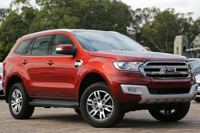 Discounted New Ford Everest Trend 4WD, Warwick Farm, 2016 Ford Everest Trend 4WD SUV