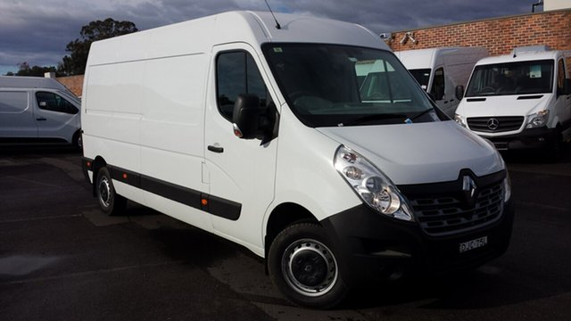 Discounted Demonstrator, Demo, Near New Renault Master Mid Roof LWB AMT, Warwick Farm, 2016 Renault Master Mid Roof LWB AMT Van