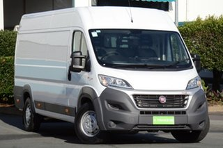 Demonstrator, Demo, Near New Fiat Ducato Mid Roof XLWB Comfort-matic, Acacia Ridge, 2016 Fiat Ducato Mid Roof XLWB Comfort-matic Series 6 Van
