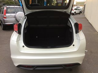 2015 Honda Civic VTi-S Hatchback.