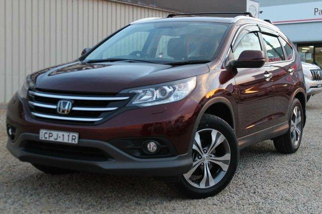Used Honda CR-V VTi-L (4x4), Bathurst, 2013 Honda CR-V VTi-L (4x4) Wagon