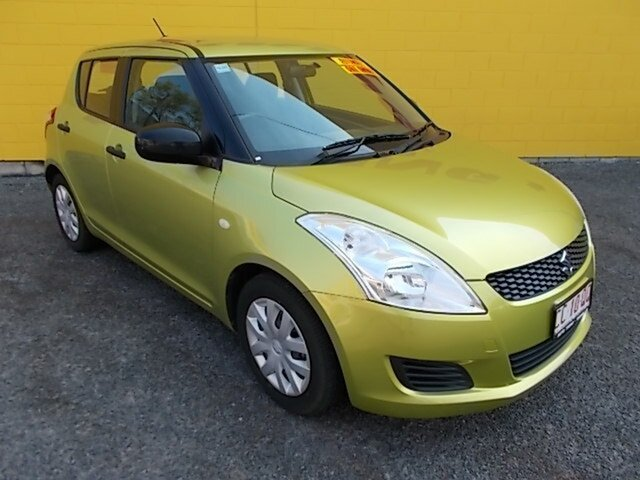 Used Suzuki Swift GL, Winnellie, 2013 Suzuki Swift GL Hatchback