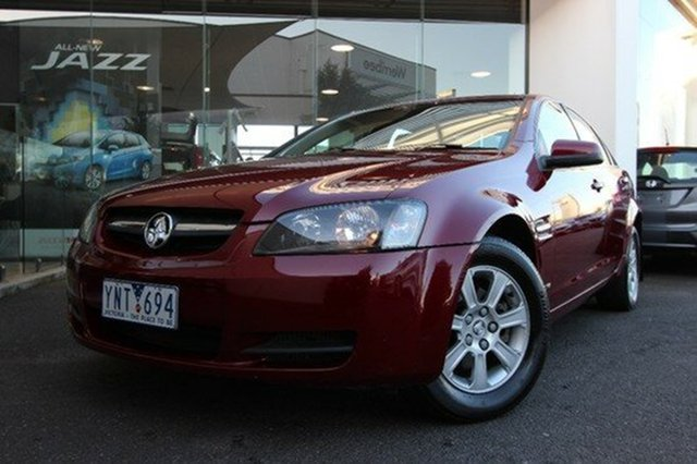 Used Holden Commodore Omega, Hoppers Crossing, 2009 Holden Commodore Omega Sedan