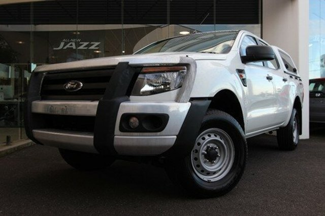 Used Ford Ranger XL Double Cab 4x2 Hi-Rider, Hoppers Crossing, 2014 Ford Ranger XL Double Cab 4x2 Hi-Rider Cab Chassis