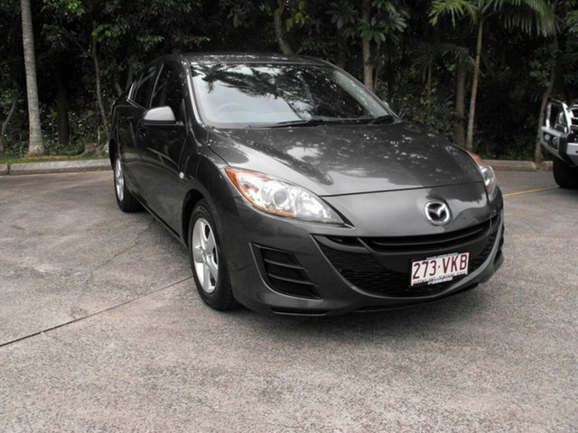 Used Mazda 3 Neo Activematic, Atherton, 2010 Mazda 3 Neo Activematic Sedan