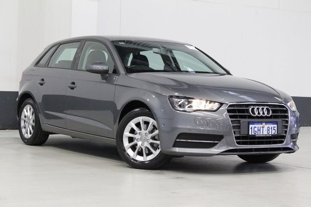 Used Audi A3 Sportback 1.4 TFSI Attraction, Bentley, 2015 Audi A3 Sportback 1.4 TFSI Attraction Hatchback