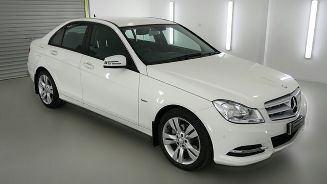 Used Mercedes-Benz C200 CDI BlueEFFICIENCY 7G-Tronic +, Coffs Harbour, 2011 Mercedes-Benz C200 CDI BlueEFFICIENCY 7G-Tronic + Sedan