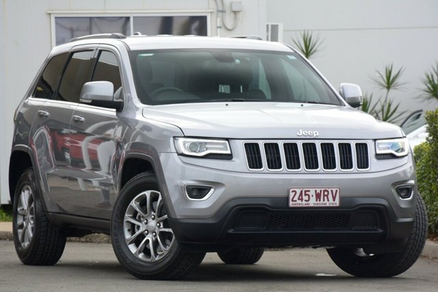 Used Jeep Grand Cherokee Laredo, Toowong, 2014 Jeep Grand Cherokee Laredo Wagon