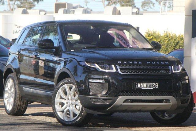 Demonstrator, Demo, Near New Land Rover Range Rover Evoque TD4 180 HSE, Port Melbourne, 2017 Land Rover Range Rover Evoque TD4 180 HSE Wagon