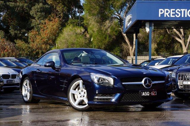 Used Mercedes-Benz SL400 7G-Tronic +, Balwyn, 2015 Mercedes-Benz SL400 7G-Tronic + Roadster