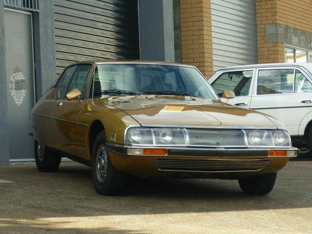 Used Citroen SM, Moorooka, 1972 Citroen SM Coupe