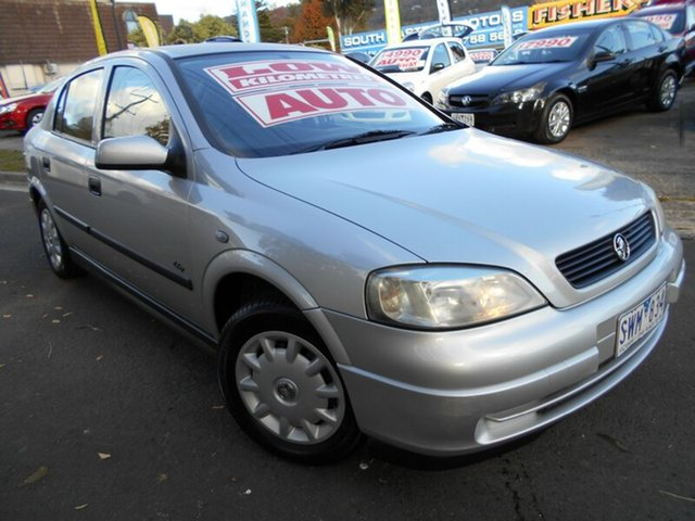 Used Holden Astra City, Upper Ferntree Gully, 2004 Holden Astra City Hatchback