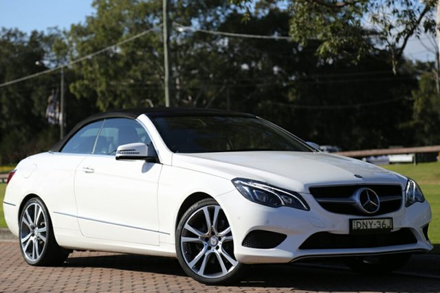 Used Mercedes-Benz E250 7G-Tronic +, Southport, 2016 Mercedes-Benz E250 7G-Tronic + Cabriolet