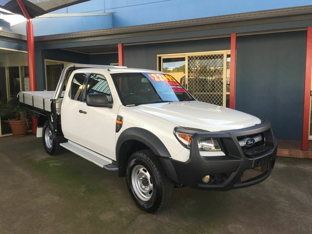 Used Ford Ranger XL (4x4), Toowoomba, 2010 Ford Ranger XL (4x4)