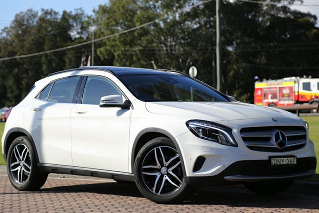 Used Mercedes-Benz GLA180 DCT, Warwick Farm, 2016 Mercedes-Benz GLA180 DCT SUV