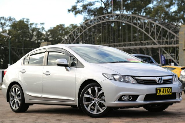 Used Honda Civic Sport, Warwick Farm, 2012 Honda Civic Sport Sedan