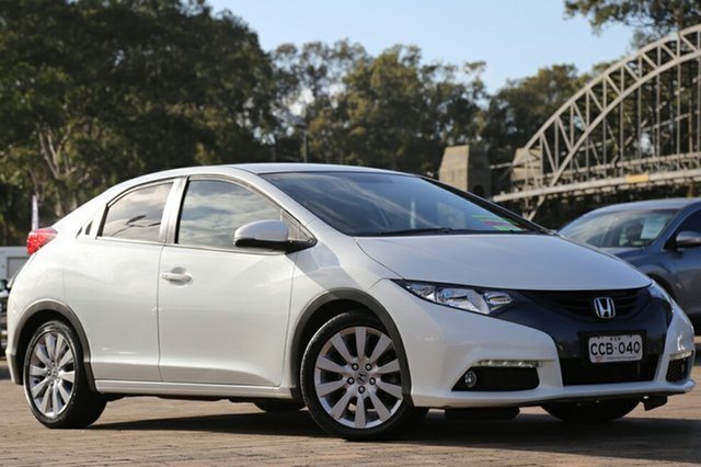 Used Honda Civic VTi-LN, Warwick Farm, 2013 Honda Civic VTi-LN Hatchback