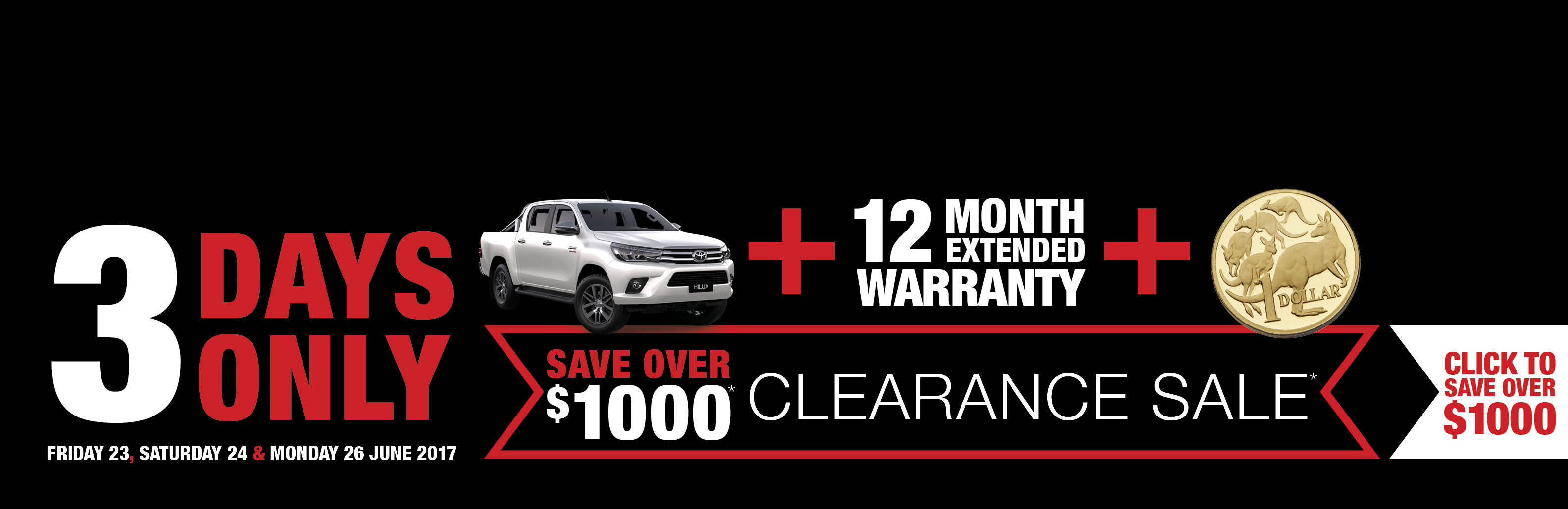 Click to save over $1000 now.