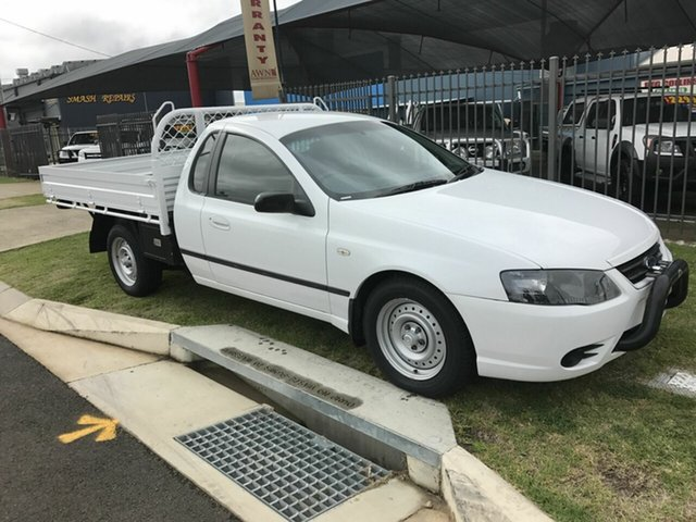 Used Ford Falcon XL, Toowoomba, 2007 Ford Falcon XL Cab Chassis