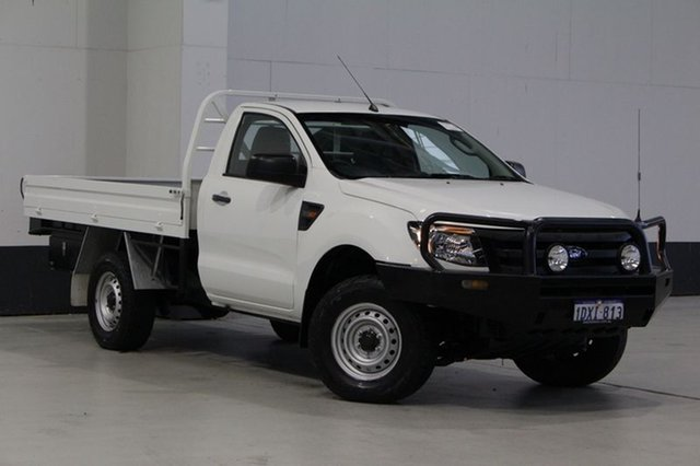 Used Ford Ranger XL 3.2 (4x4), Bentley, 2012 Ford Ranger XL 3.2 (4x4) Cab Chassis