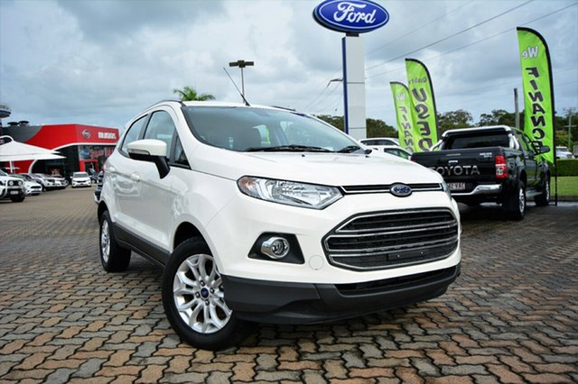 Discounted New Ford Ecosport Titanium PwrShift, Southport, 2017 Ford Ecosport Titanium PwrShift SUV