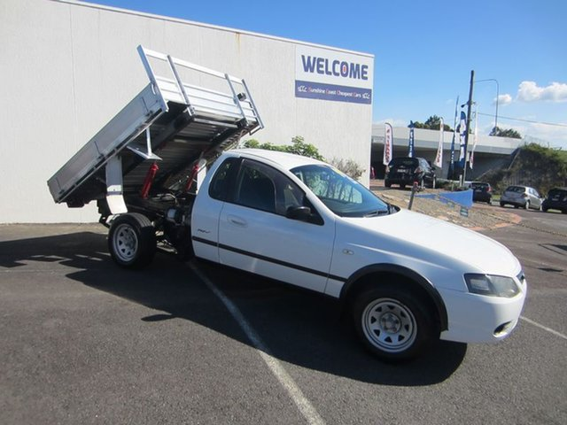 Used Ford Falcon RTV Super Cab, Alexandra Headland, 2007 Ford Falcon RTV Super Cab Cab Chassis