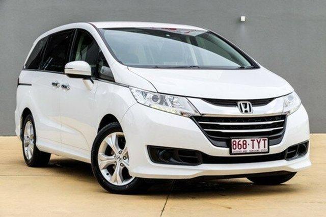 Used Honda Odyssey VTi, Moorooka, Brisbane, 2014 Honda Odyssey VTi Wagon