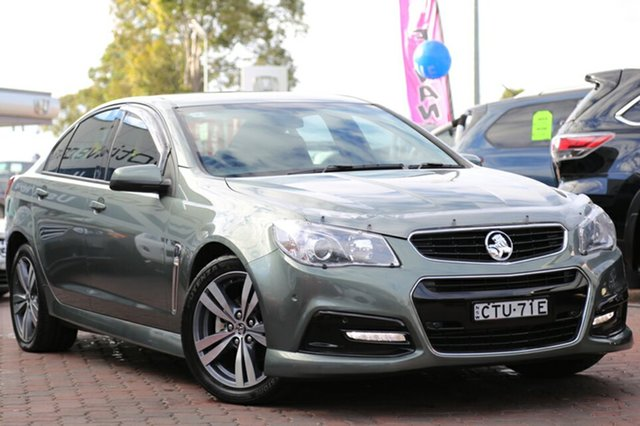 Used Holden Commodore SV6, Narellan, 2014 Holden Commodore SV6 Sedan