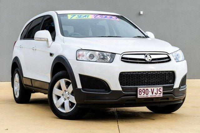 Used Holden Captiva 7 LS, Moorooka, Brisbane, 2014 Holden Captiva 7 LS Wagon