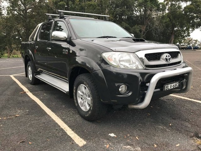 Used Toyota Hilux SR5, Coffs Harbour, 2009 Toyota Hilux SR5 Utility