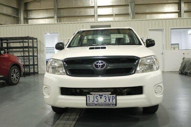 Used Toyota Hilux SR, 2010 Toyota Hilux SR KUN16R Cab Chassis