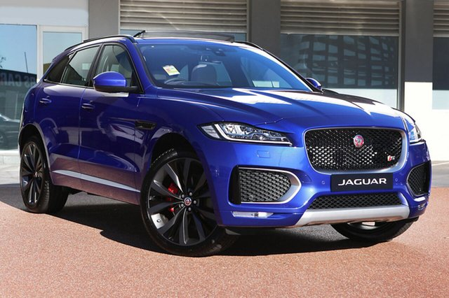 New Jaguar F-PACE 35t AWD First Edition, Osborne Park, 2016 Jaguar F-PACE 35t AWD First Edition Wagon