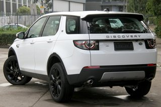 2017 Land Rover Discovery Sport TD4 150 HSE Wagon.