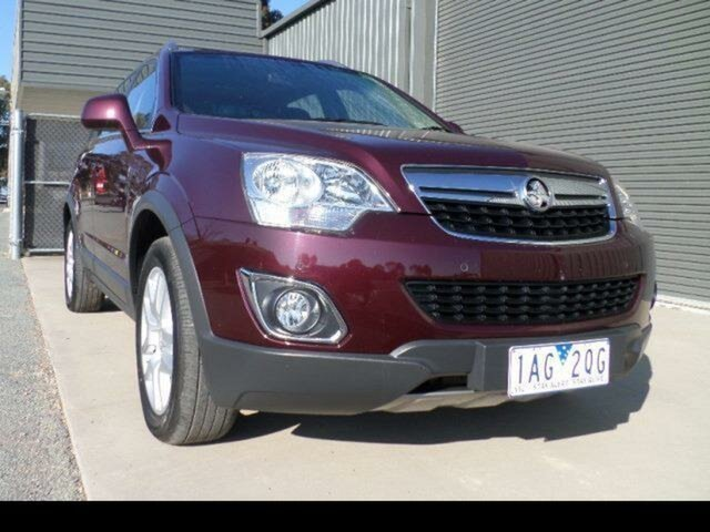 Used Holden Captiva 5 LT (AWD), Wangaratta, 2013 Holden Captiva 5 LT (AWD) Wagon