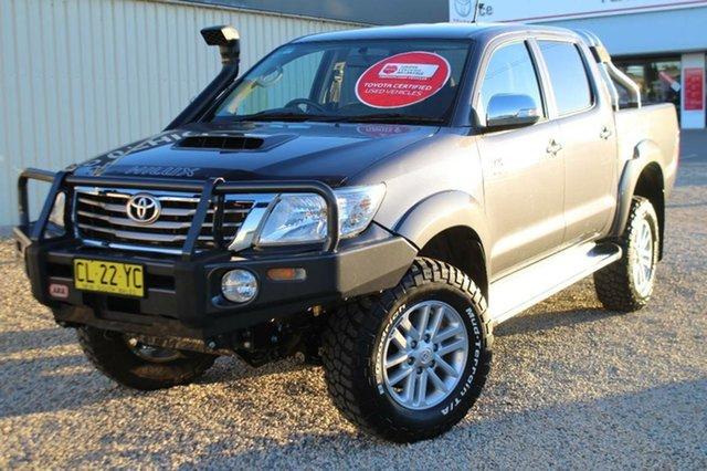 Used Toyota Hilux SR5 (4x4), Bathurst, 2013 Toyota Hilux SR5 (4x4) Dual Cab Pick-up