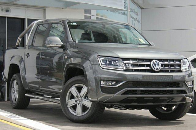 New Volkswagen Amarok TDI550 4MOTION Perm Highline, Indooroopilly, 2019 Volkswagen Amarok TDI550 4MOTION Perm Highline Utility
